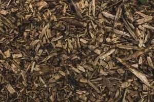 Green Waste into Mulch