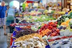 Supermarket Green Waste